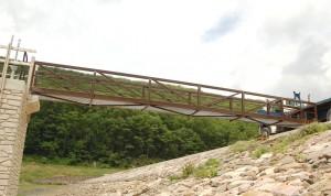 Custom Fabrication - Pedestrian Bridge